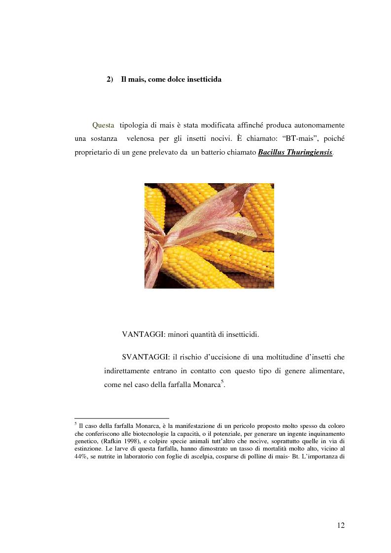 Anteprima della tesi: La comunicazione pubblicitaria nelle biotecnologie, Pagina 10