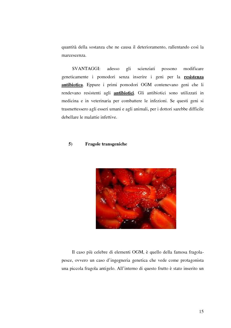 Anteprima della tesi: La comunicazione pubblicitaria nelle biotecnologie, Pagina 13