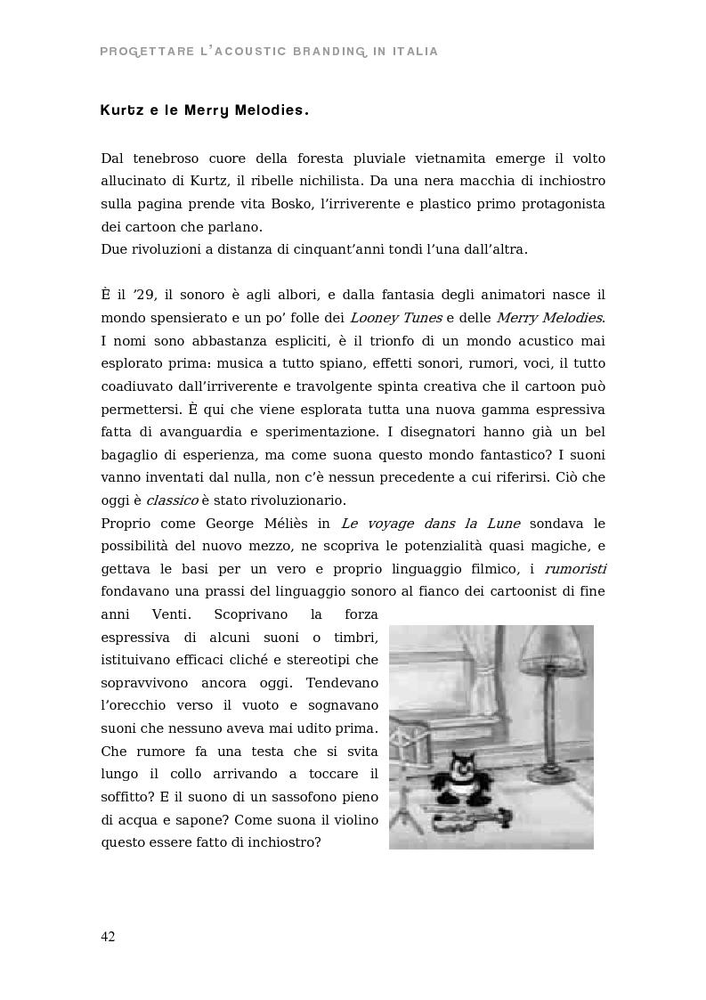 Anteprima della tesi: Sono come suono. Progettare l'acoustic branding in Italia., Pagina 10