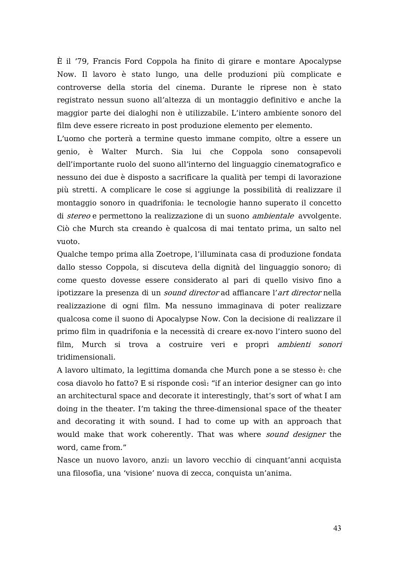 Anteprima della tesi: Sono come suono. Progettare l'acoustic branding in Italia., Pagina 11