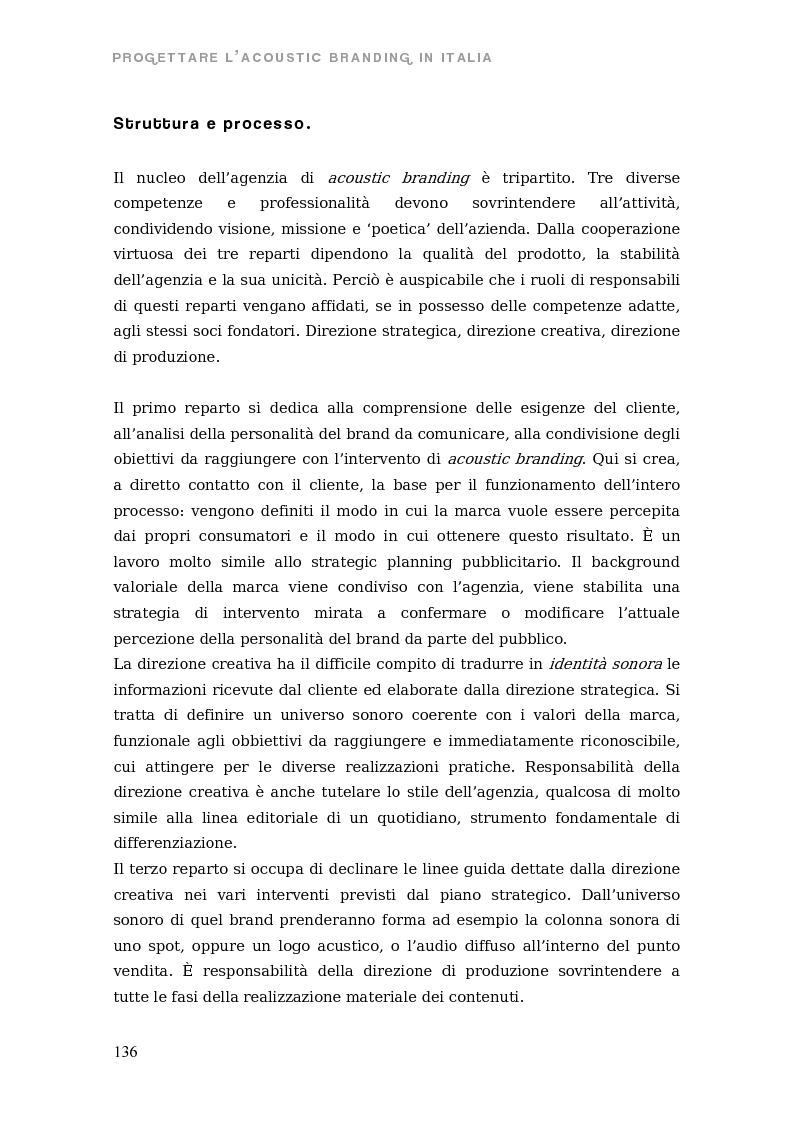 Anteprima della tesi: Sono come suono. Progettare l'acoustic branding in Italia., Pagina 14