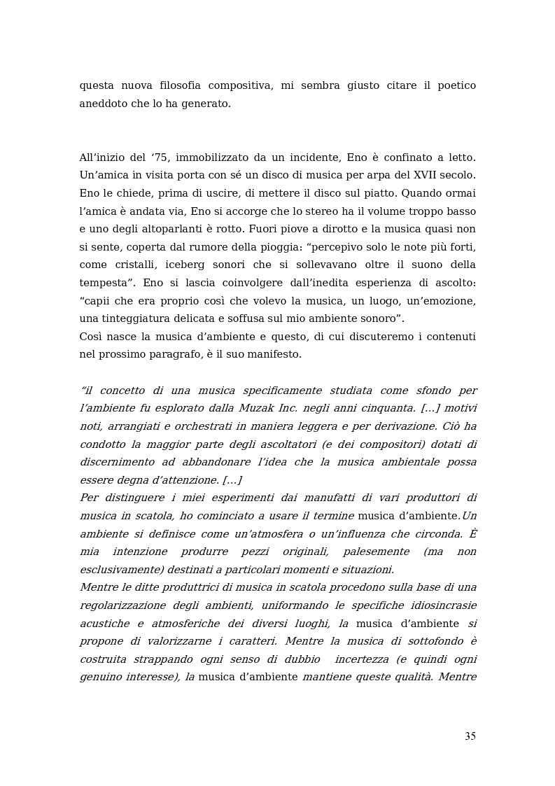 Anteprima della tesi: Sono come suono. Progettare l'acoustic branding in Italia., Pagina 8