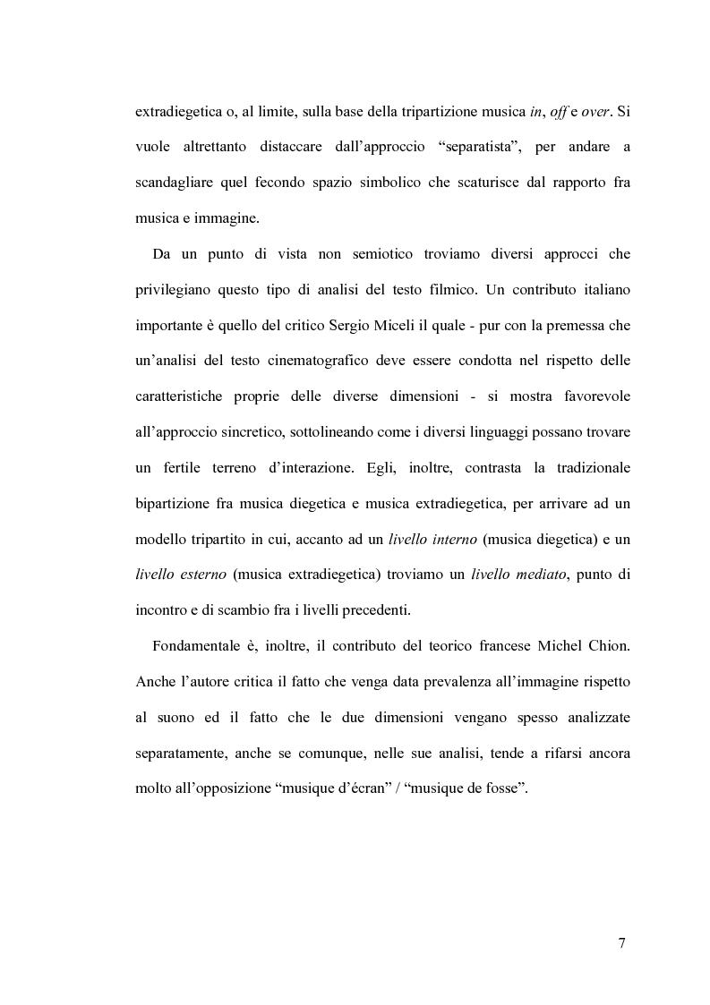 Anteprima della tesi: Intrigo intertestuale: un' indagine semiotica della collaborazione Hitchcock/Herrmann, Pagina 3
