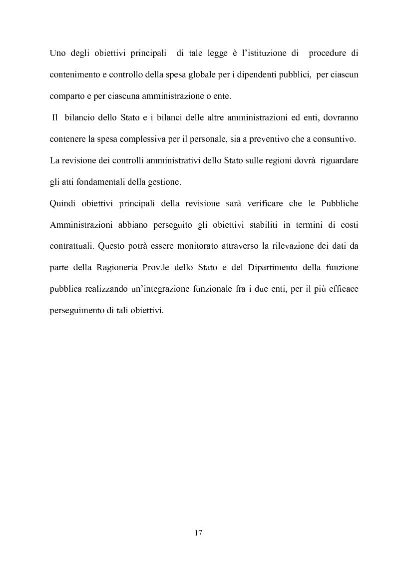 Anteprima della tesi: Gli effetti dell'autonomia sulla gestione e sul sistema contabile dell'istituzioni scolastiche. Un caso, Pagina 15