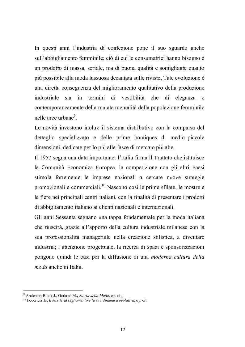 Anteprima della tesi: Qualità e delocalizzazione nella società che cambia il caso LUBIAM, Pagina 10