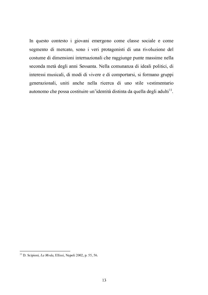 Anteprima della tesi: Qualità e delocalizzazione nella società che cambia il caso LUBIAM, Pagina 11