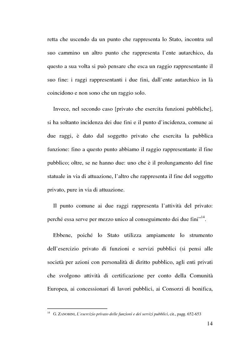 Anteprima della tesi: Il Finanziamento Privato delle infrastrutture pubbliche, Pagina 14
