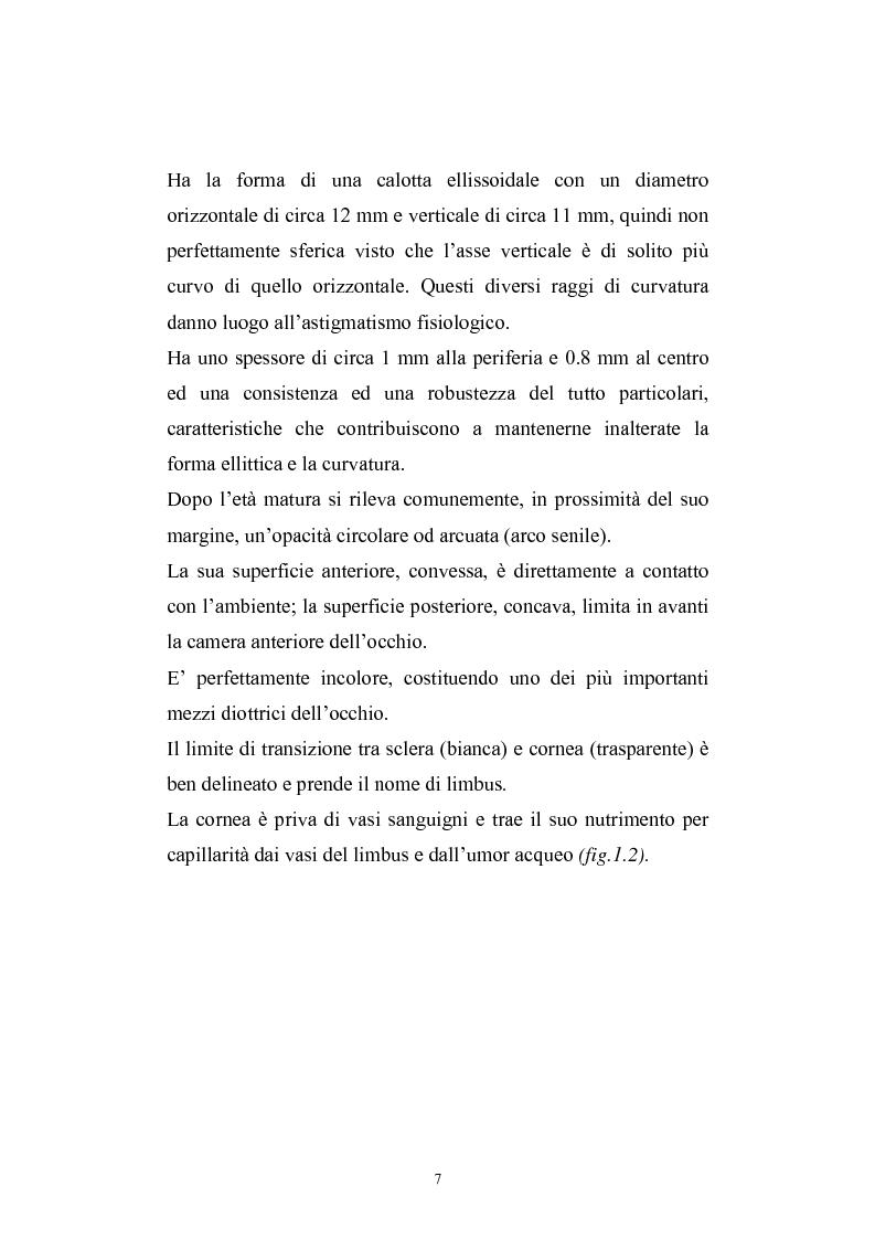 Anteprima della tesi: Studio del profilo di espressione genica in cornee sane ed in cornee affette da cheratocono., Pagina 4