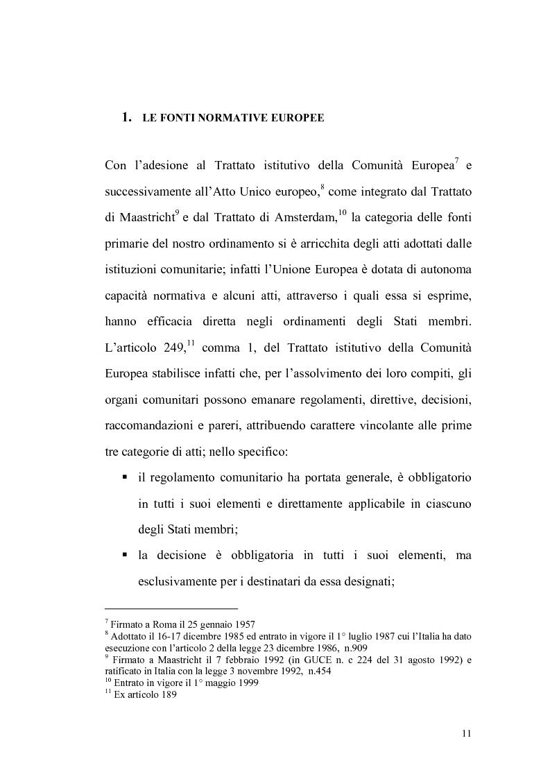 Anteprima della tesi: La gestione dei rifiuti urbani, Pagina 2