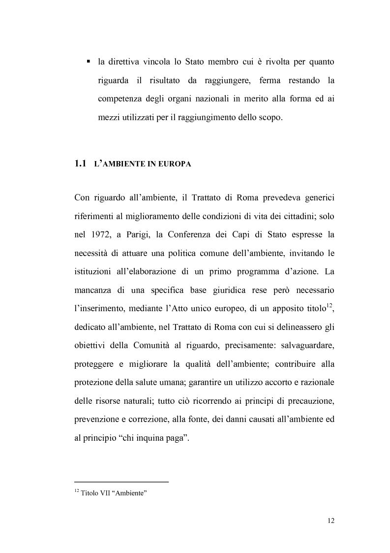 Anteprima della tesi: La gestione dei rifiuti urbani, Pagina 3