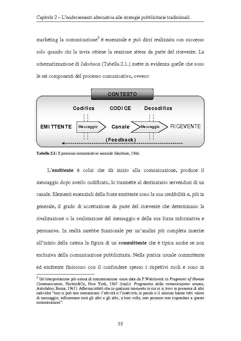 Anteprima della tesi: L'evoluzione del ruolo del testimonial nel mercato degli strumenti musicali: il caso degli Endorsers, Pagina 3