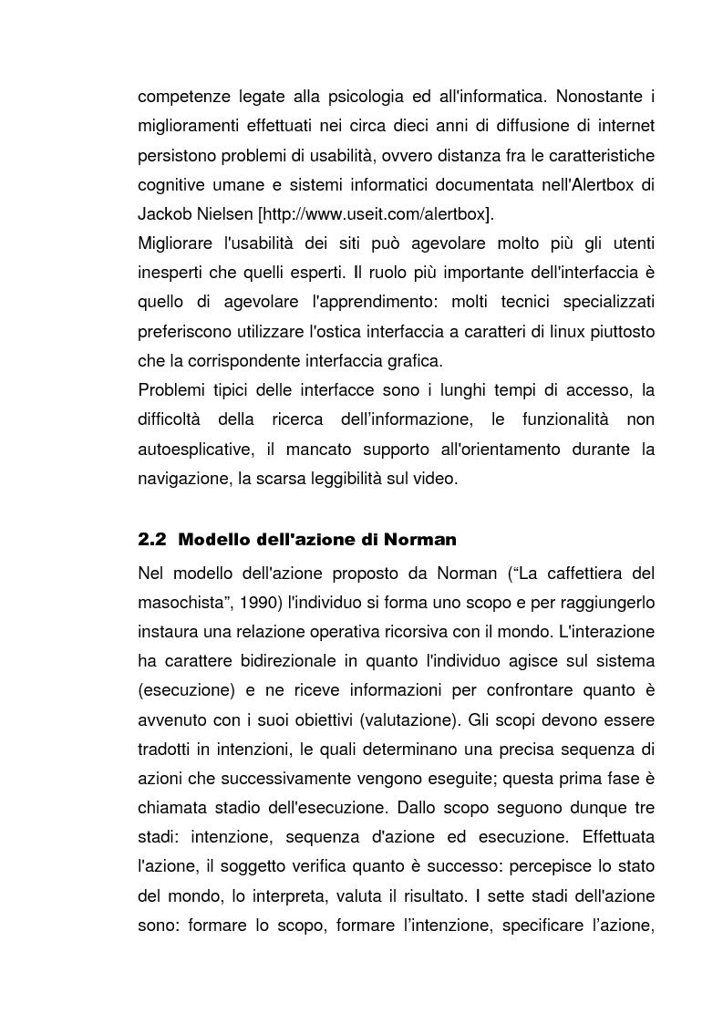 Anteprima della tesi: Interazione Uomo Macchina: un'indagine sperimentale sul banner blindness, Pagina 10