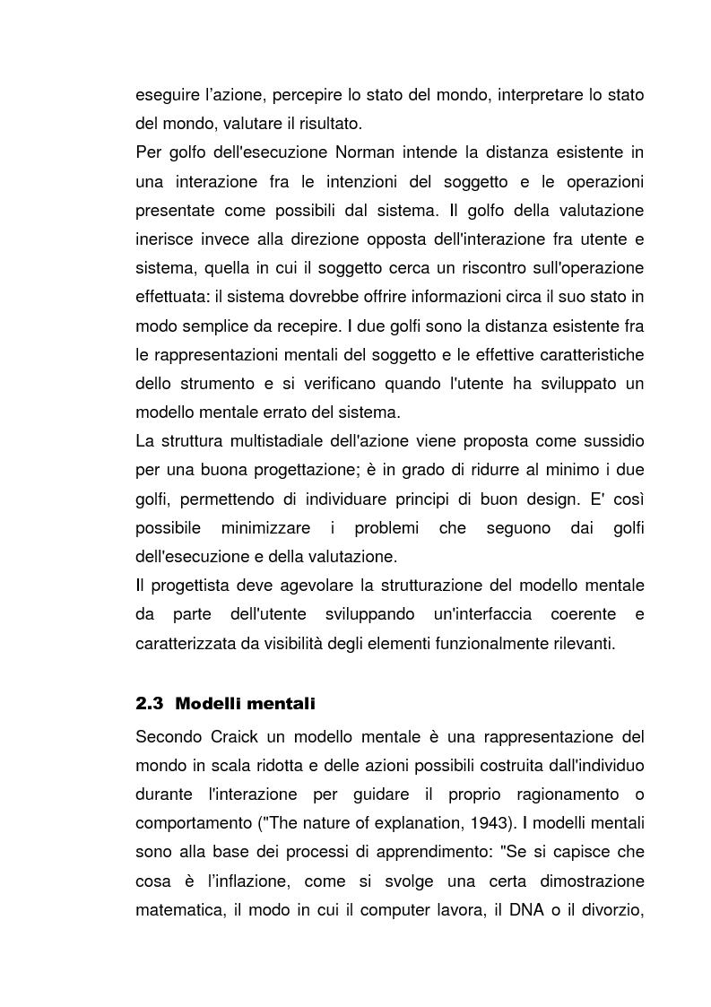 Anteprima della tesi: Interazione Uomo Macchina: un'indagine sperimentale sul banner blindness, Pagina 11