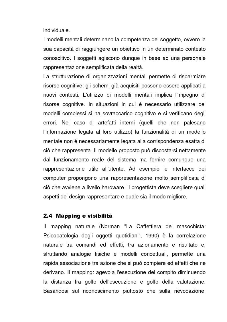 Anteprima della tesi: Interazione Uomo Macchina: un'indagine sperimentale sul banner blindness, Pagina 13