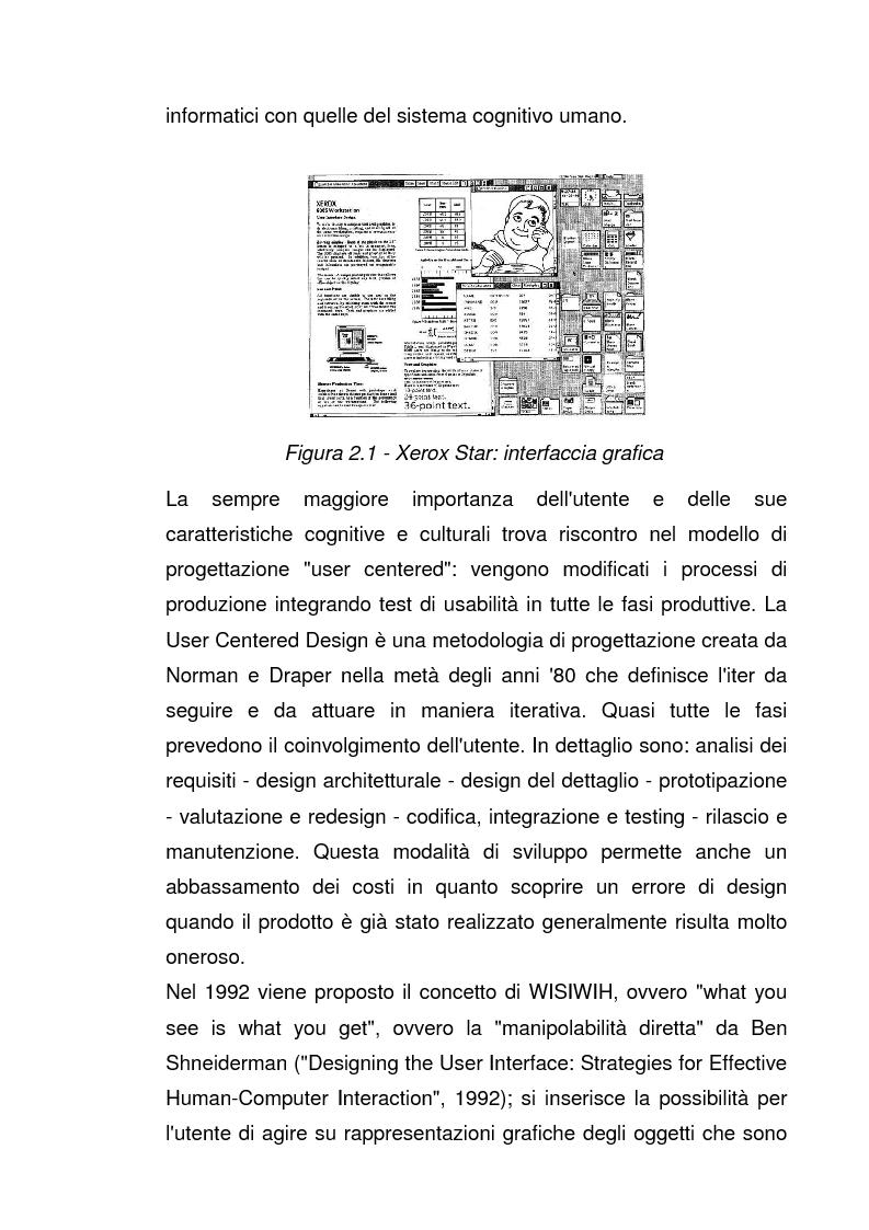 Anteprima della tesi: Interazione Uomo Macchina: un'indagine sperimentale sul banner blindness, Pagina 8