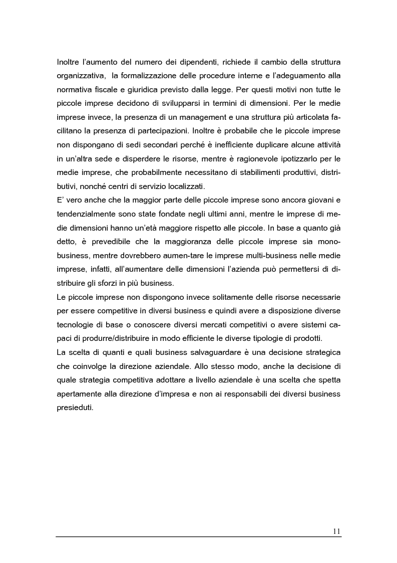 Anteprima della tesi: Sistemi gestionali e.r.p. per le piccole e medie imprese e le aree innovative, Pagina 7