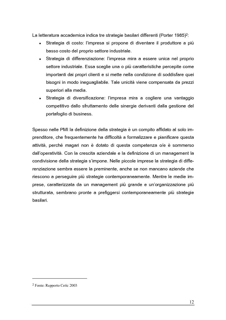Anteprima della tesi: Sistemi gestionali e.r.p. per le piccole e medie imprese e le aree innovative, Pagina 8