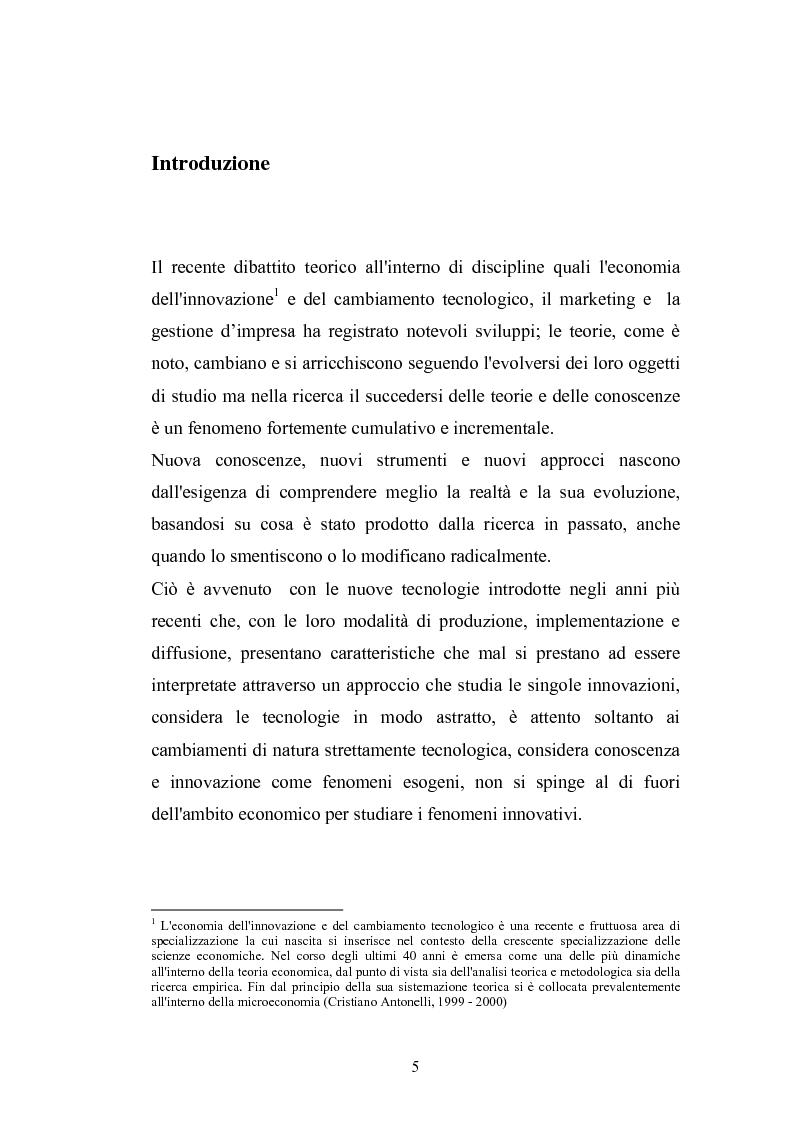Anteprima della tesi: Il Cinema Digitale: un'opportunità per lo sviluppo della cinematografia, Pagina 1