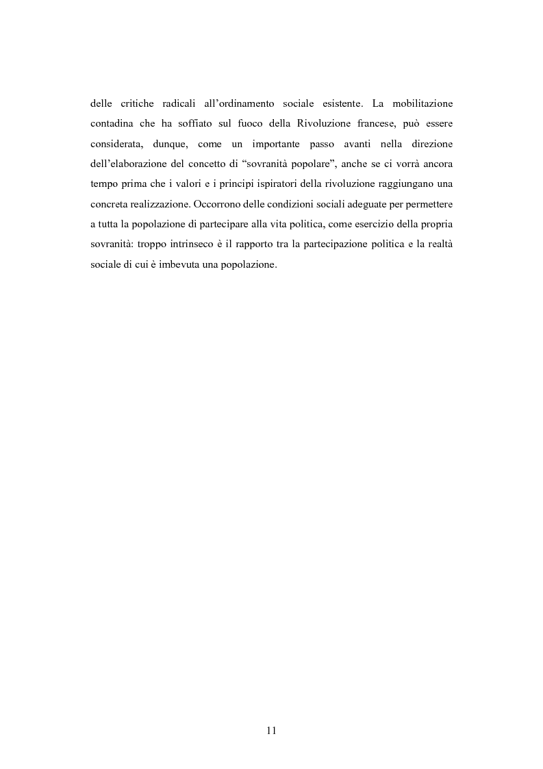 Anteprima della tesi: Antipolitica: una minaccia per la democrazia in Italia, Pagina 8
