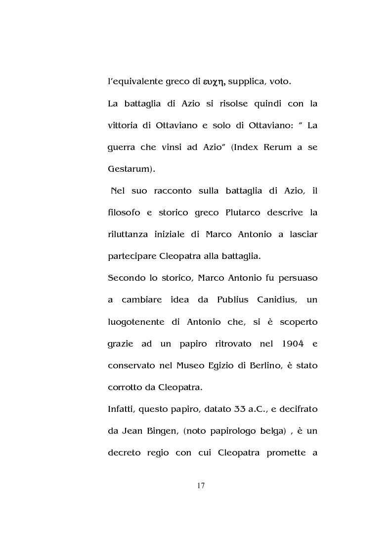 Anteprima della tesi: La vicenda politica di Caivs Cornelivs Gallvs, Pagina 15