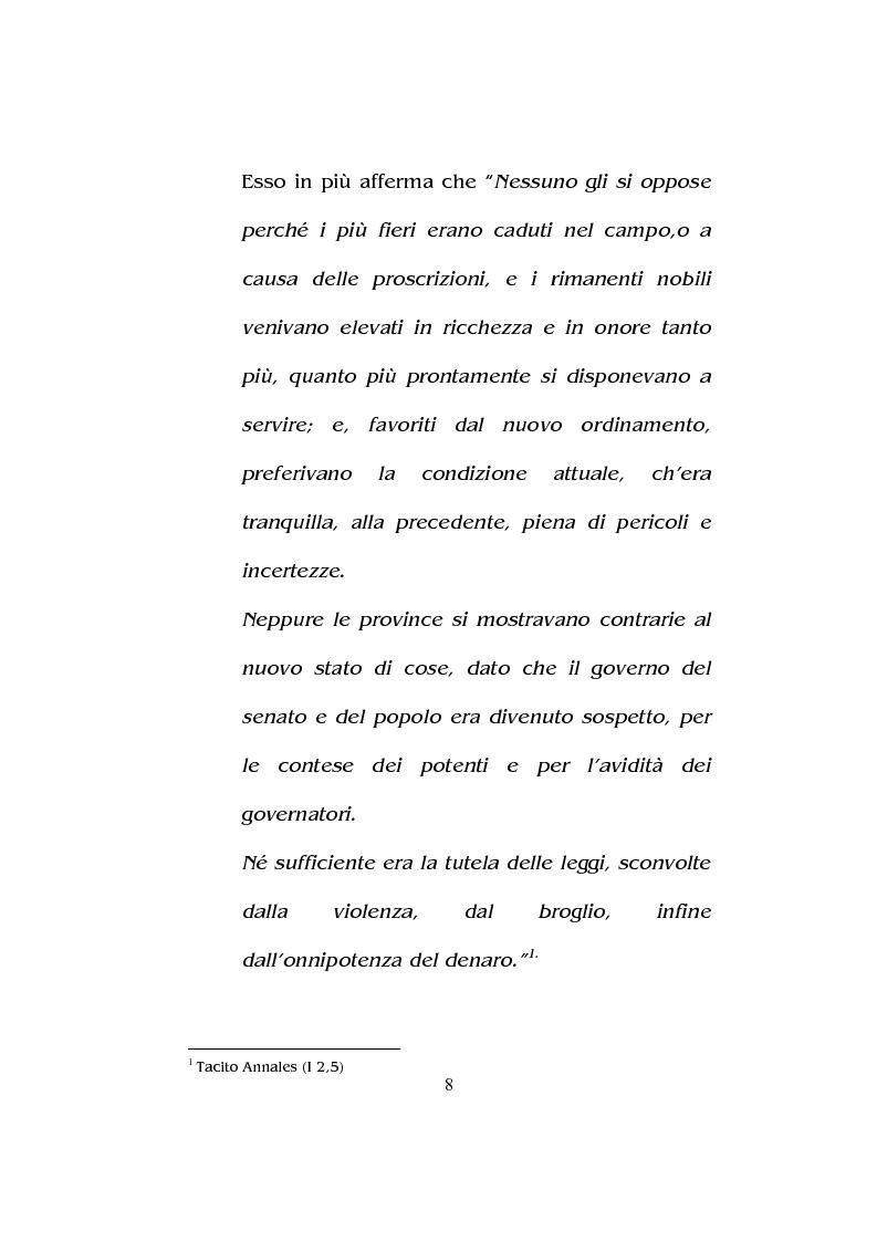 Anteprima della tesi: La vicenda politica di Caivs Cornelivs Gallvs, Pagina 6
