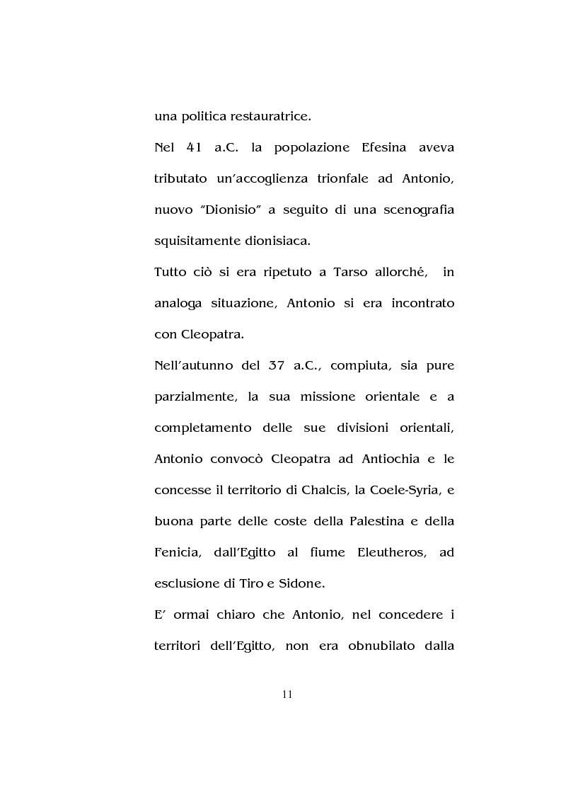 Anteprima della tesi: La vicenda politica di Caivs Cornelivs Gallvs, Pagina 9