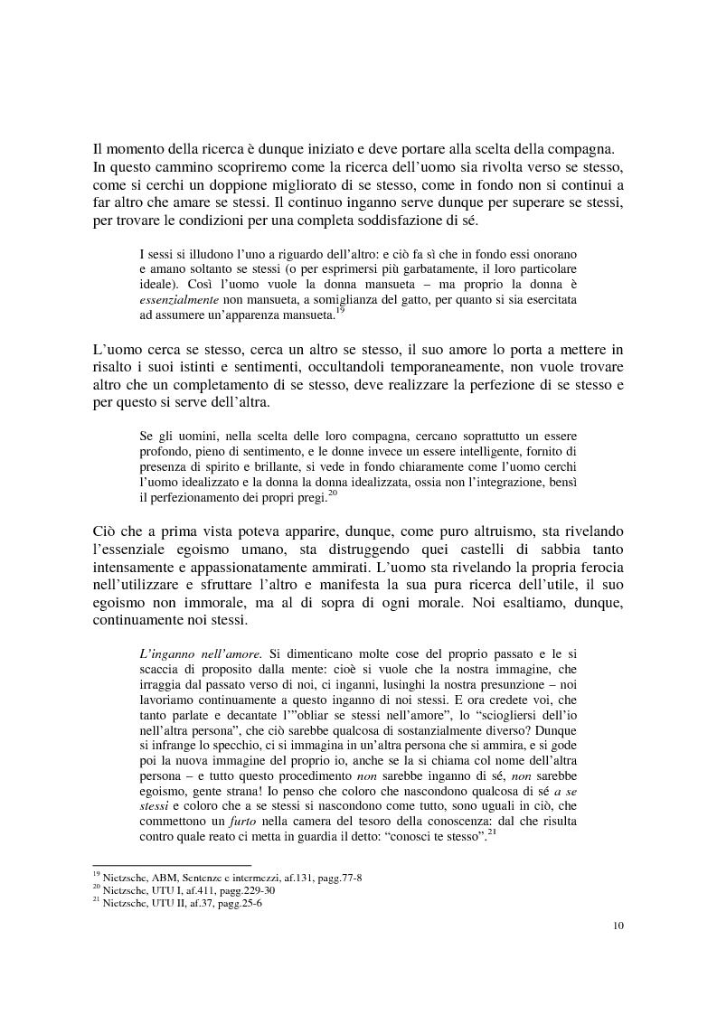 Anteprima della tesi: La morale di Nietzsche, Pagina 14