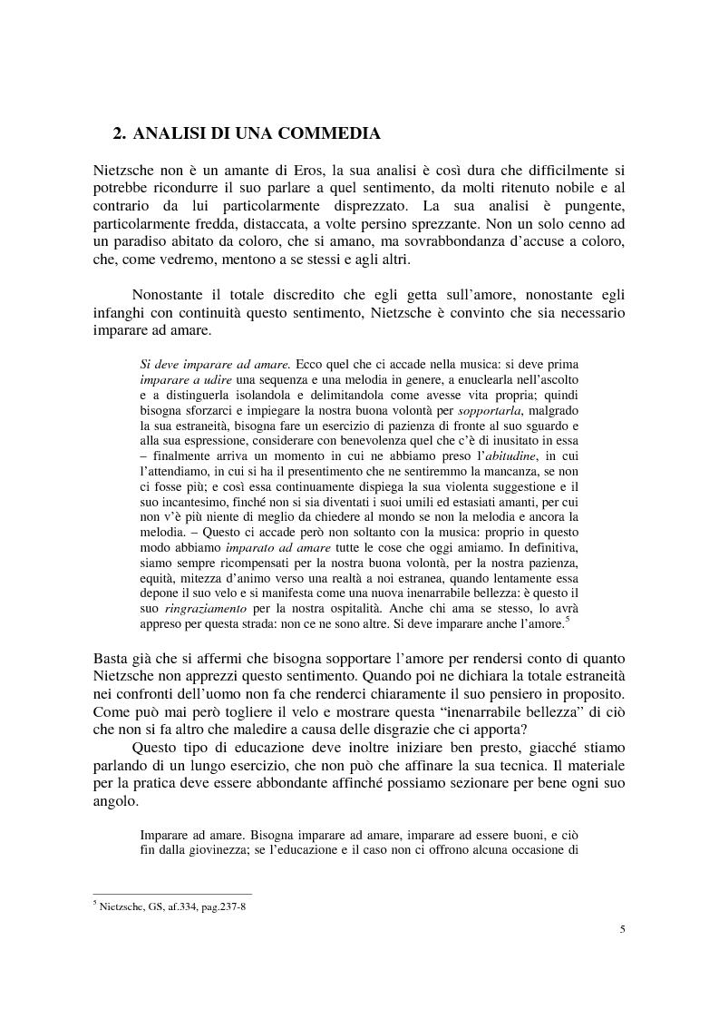 Anteprima della tesi: La morale di Nietzsche, Pagina 9