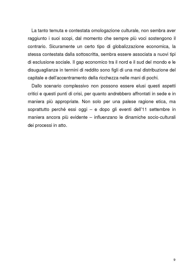 Anteprima della tesi: La globalizzazione della comunicazione pubblicitaria: le campagne internazionali, Pagina 4