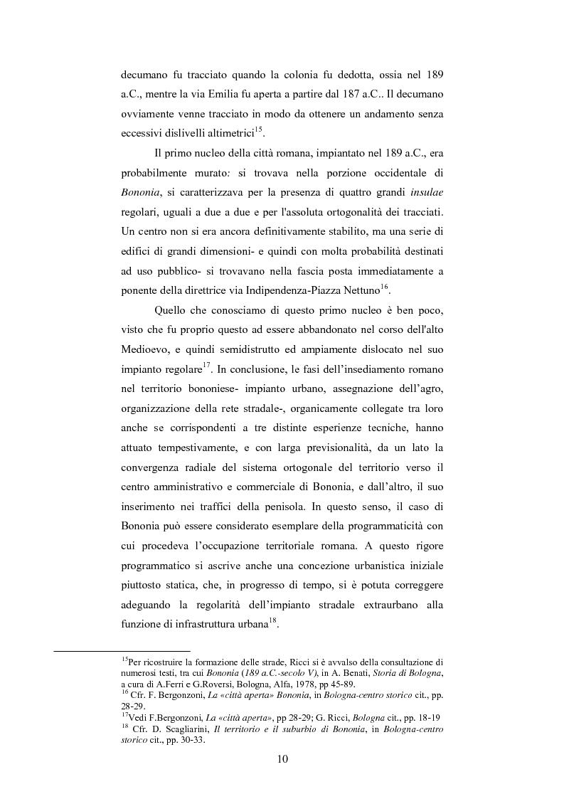 Anteprima della tesi: La Sala Borsa di Bologna: tra funzione urbanistica e ruolo pubblico, Pagina 10