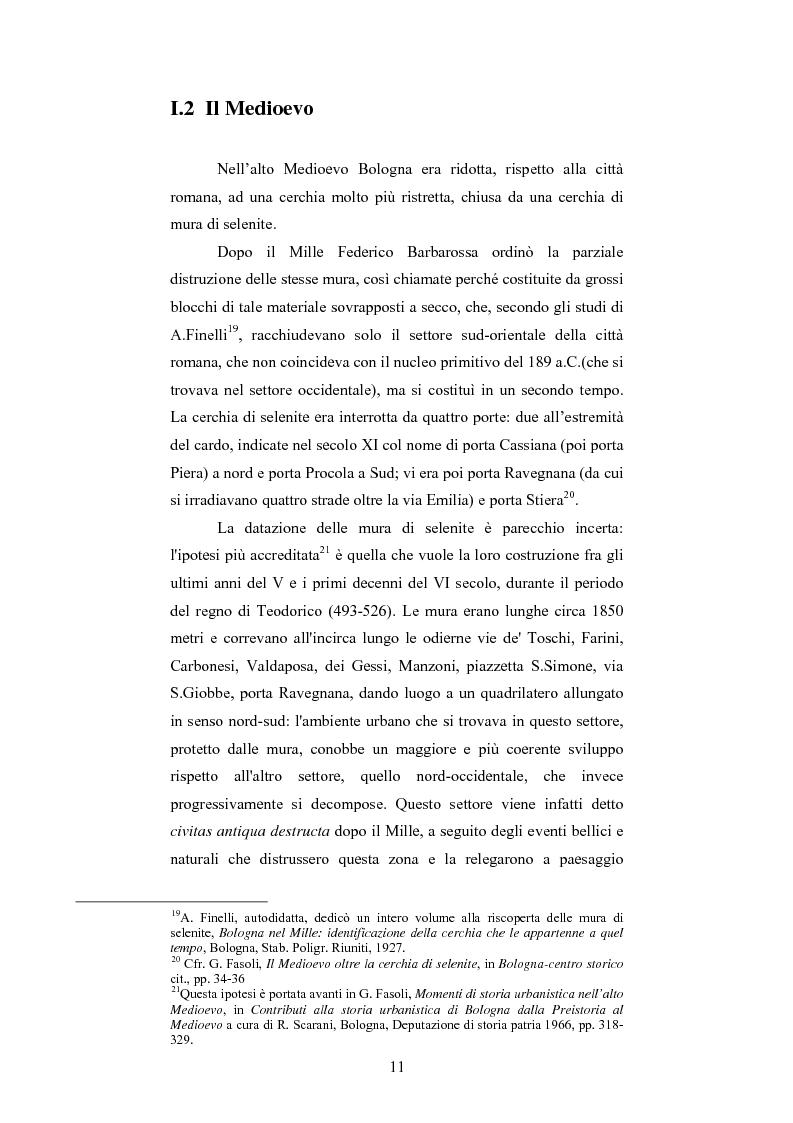 Anteprima della tesi: La Sala Borsa di Bologna: tra funzione urbanistica e ruolo pubblico, Pagina 11