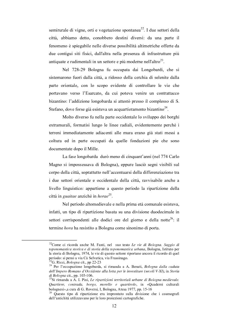 Anteprima della tesi: La Sala Borsa di Bologna: tra funzione urbanistica e ruolo pubblico, Pagina 12
