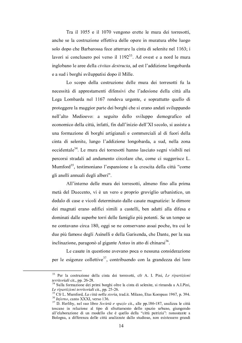 Anteprima della tesi: La Sala Borsa di Bologna: tra funzione urbanistica e ruolo pubblico, Pagina 14