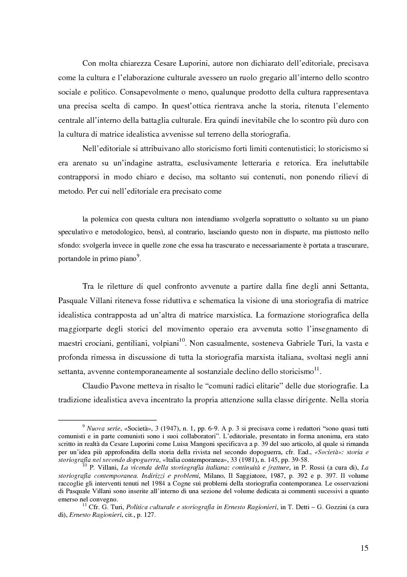 Anteprima della tesi: Socialismo e cultura in Italia nel periodo della Seconda Internazionale, Pagina 12
