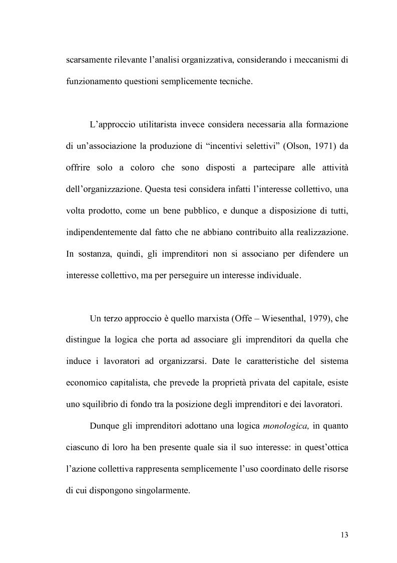 Anteprima della tesi: Politica e capitalismo industriale, Pagina 11