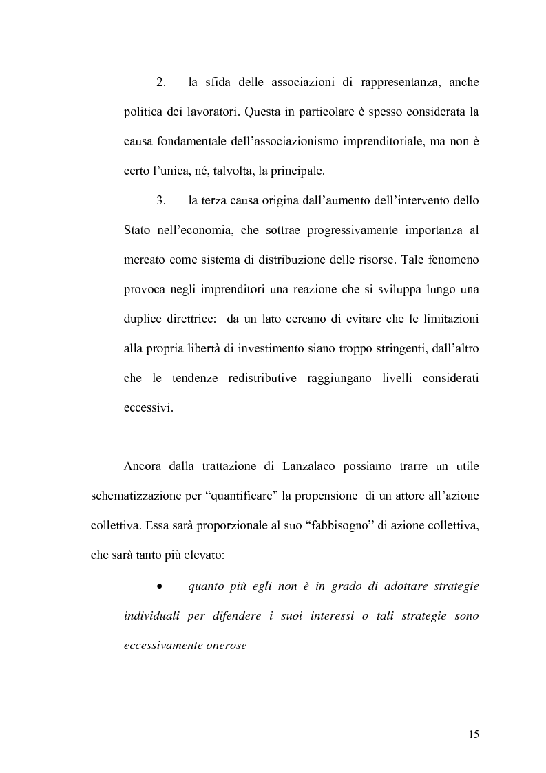 Anteprima della tesi: Politica e capitalismo industriale, Pagina 13