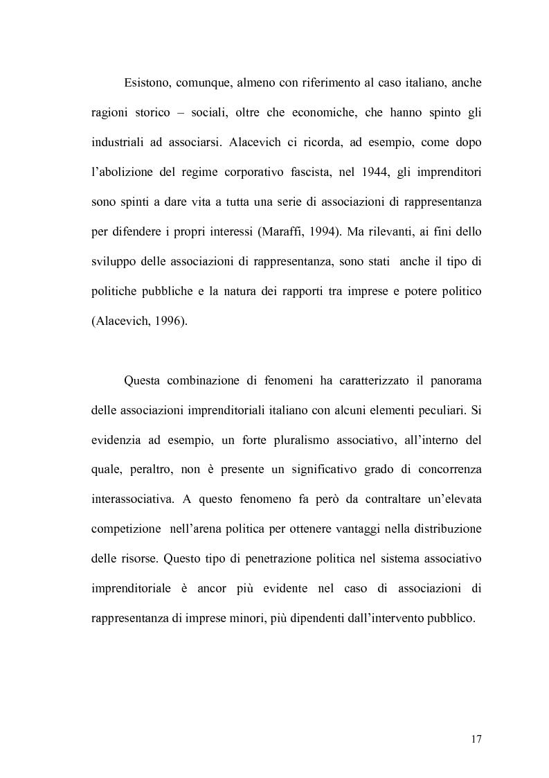 Anteprima della tesi: Politica e capitalismo industriale, Pagina 15