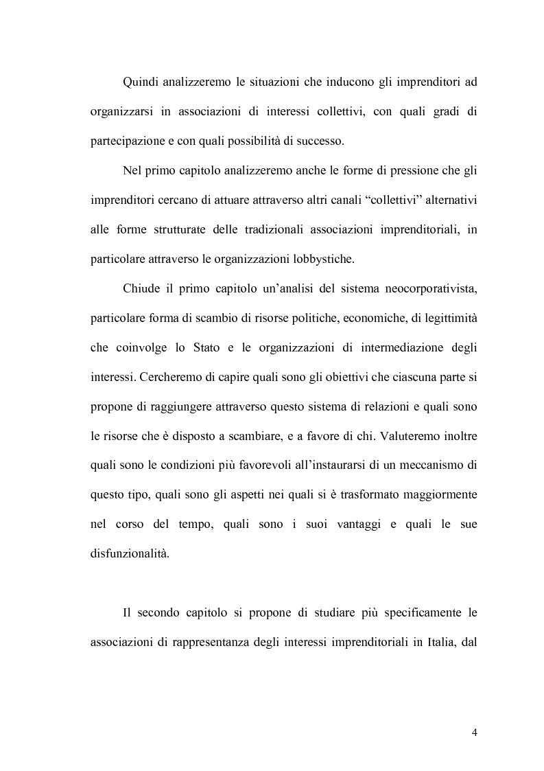 Anteprima della tesi: Politica e capitalismo industriale, Pagina 2