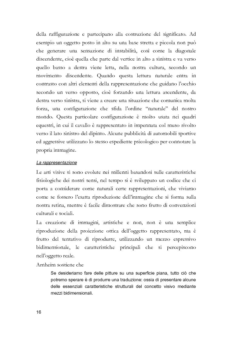 Anteprima della tesi: Arti visive per non vedenti, Pagina 10