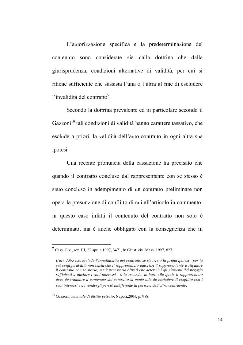 Anteprima della tesi: Il contratto con se stesso, Pagina 10