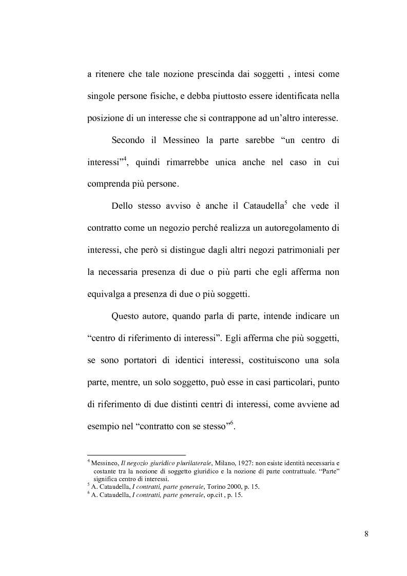 Anteprima della tesi: Il contratto con se stesso, Pagina 4