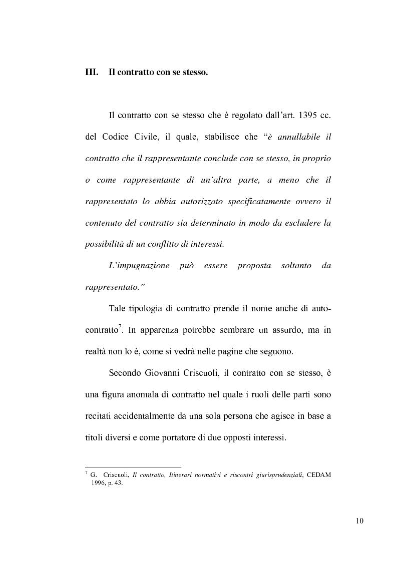 Anteprima della tesi: Il contratto con se stesso, Pagina 6