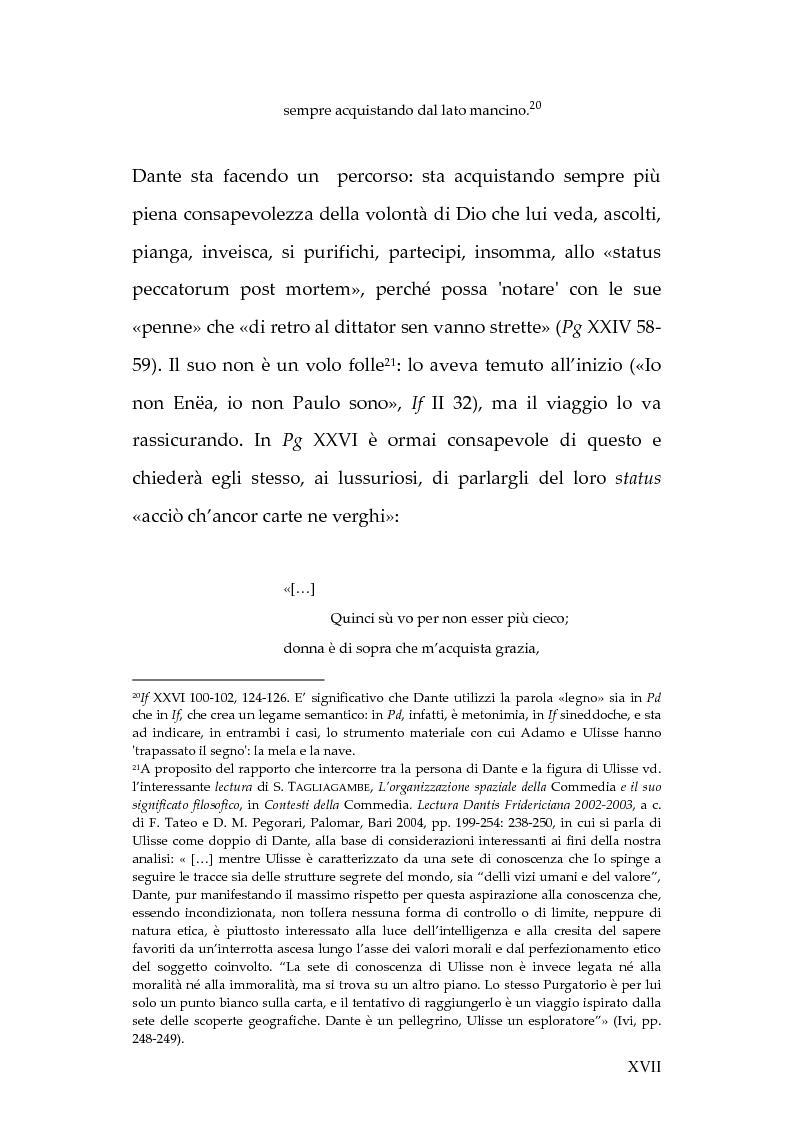 Anteprima della tesi: La lingua dei diavoli nell'Inferno dantesco, Pagina 11