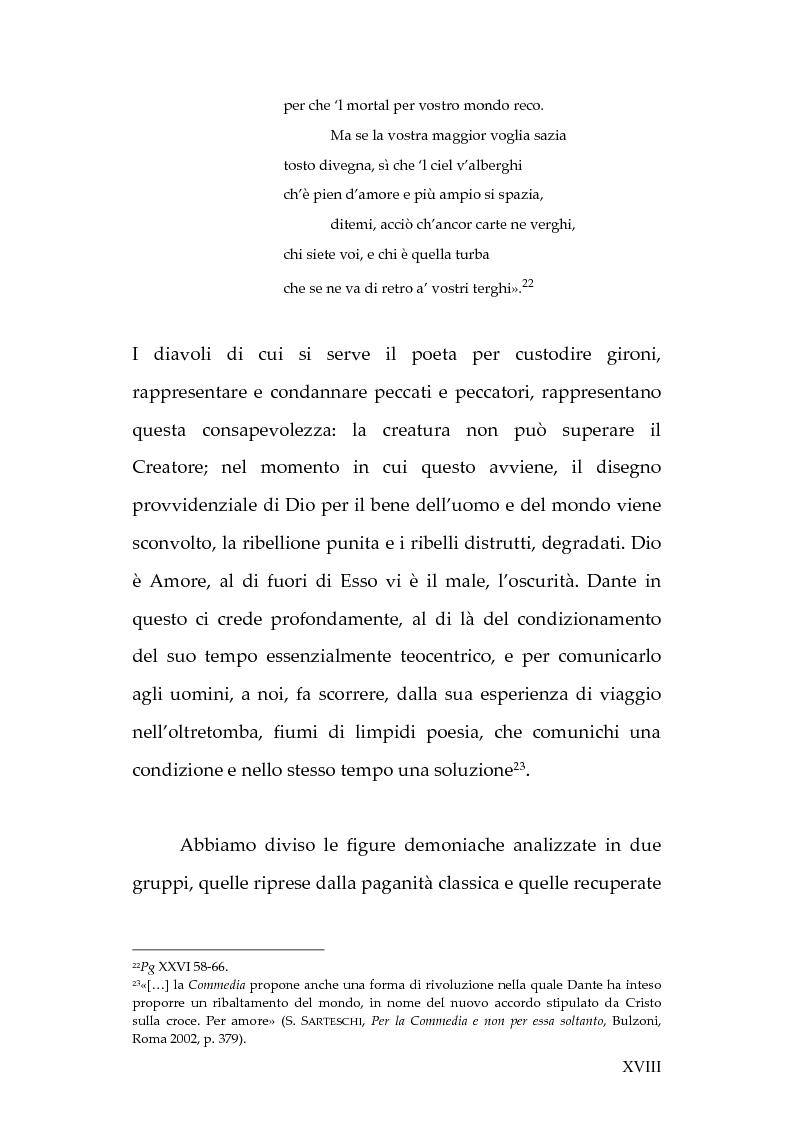 Anteprima della tesi: La lingua dei diavoli nell'Inferno dantesco, Pagina 12