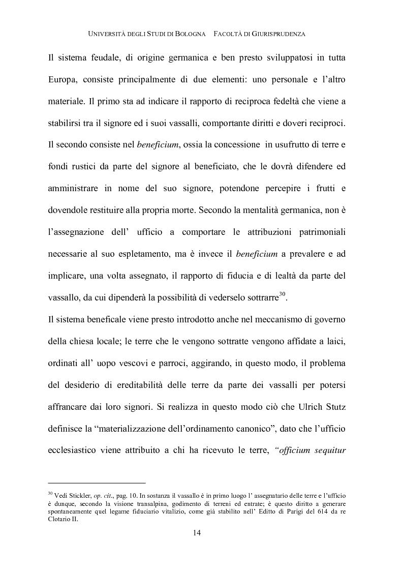 Anteprima della tesi: Il governo della parrocchia, Pagina 12