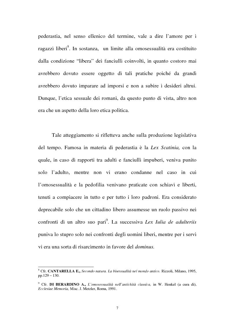 Anteprima della tesi: La pornografia minorile su Internet e le tecniche per contrastarla, Pagina 7