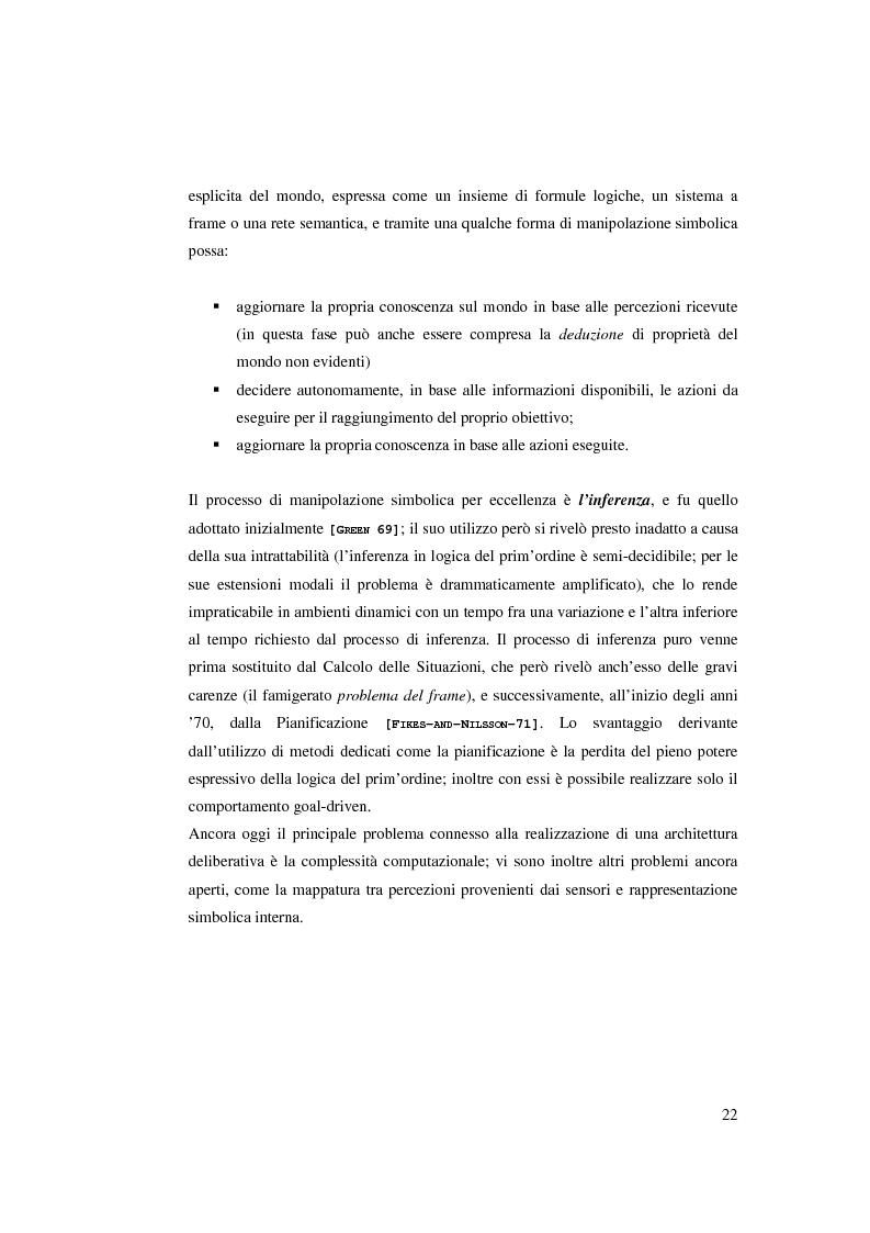 Anteprima della tesi: Realizzazione di un algoritmo di pianificazione basato su euristiche che operano su modelli rilassati, Pagina 11