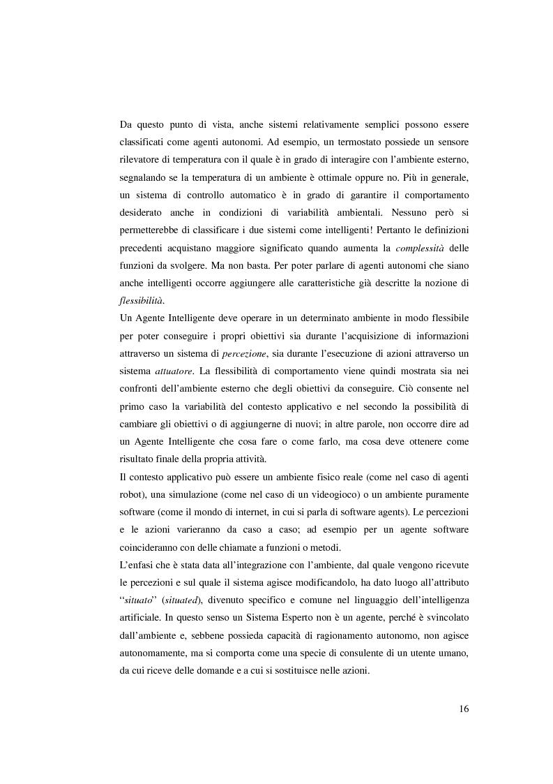 Anteprima della tesi: Realizzazione di un algoritmo di pianificazione basato su euristiche che operano su modelli rilassati, Pagina 5