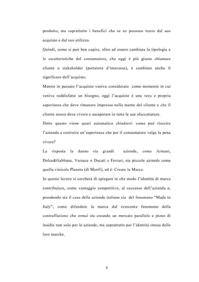 Anteprima della tesi: Oriental Made in Italy: le contraffazioni e le strategie per fronteggiarle, Pagina 3