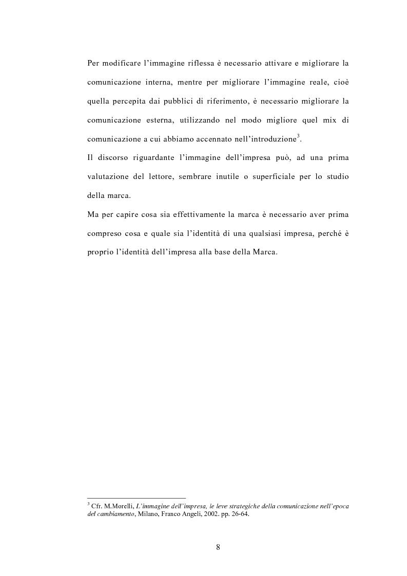 Anteprima della tesi: Oriental Made in Italy: le contraffazioni e le strategie per fronteggiarle, Pagina 6